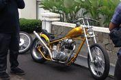 Jokowi Mau Ajak Komunitas Motor Modif 'Touring'