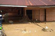 Satu Korban Banjir Bandang Dairi, Hanyut saat Berteduh di Gubuk Ladang