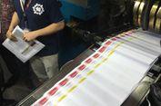 KPU Targetkan Percetakan dan Distribusi Surat Suara Selesai dalam 60 Hari