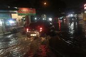 Warga Keluhkan Banjir di Perumahan Taman Duta Depok Tiap Hujan Deras
