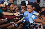 Sandiaga Tak Menyangka Prabowo 6 Kali Apresiasi Jokowi Saat Debat
