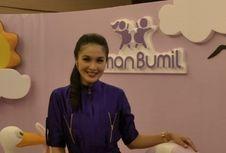 Panik Lihat Anak Bersin, Sandra Dewi Langsung Hubungi Dokter
