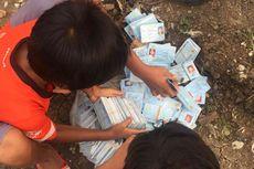 Lurah Pondok Kelapa Belum Bisa Pastikan Ribuan E-KTP yang Ditemukan di Sawah Milik Warganya