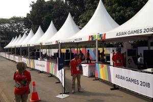 Sejumlah Larangan untuk Penonton pada Pembukaan Asian Games 2018