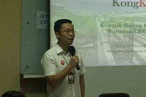 Naik LRT, Waktu Tempuh Kelapa Gading-Sudirman Ditargetkan Kurang dari 1 Jam