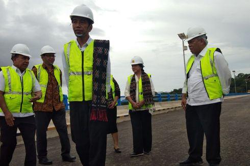 Bendungan Raknamo Spesial, Didatangi Jokowi Tiga Kali