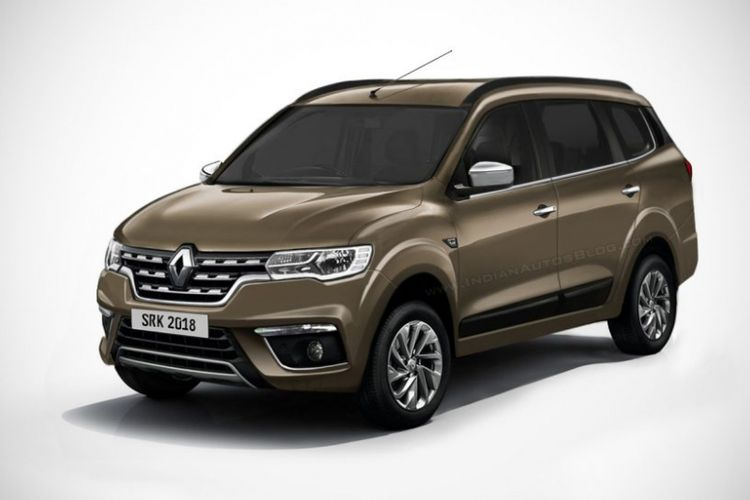 Dugaan tampang MPV kecil Renault pesaing Datsun GO+.