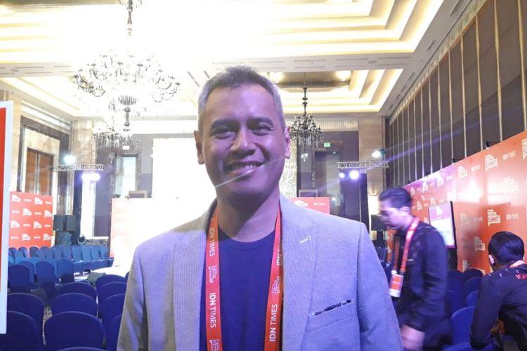 Chief Executive Officer Mandiri Capital Eddi Danusaputro