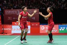 Jadwal Final Indonesia Masters 2018, 4 Wakil Indonesia Tampil