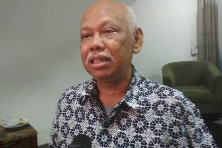 Mantan Rektor Universitas Islam Negeri Hidayatullah Jakarta Azyumardi Azra