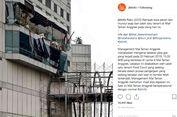 Ledakan di 'Food Court' Mal Taman Anggrek, Polisi Sebut Ada Korban Luka