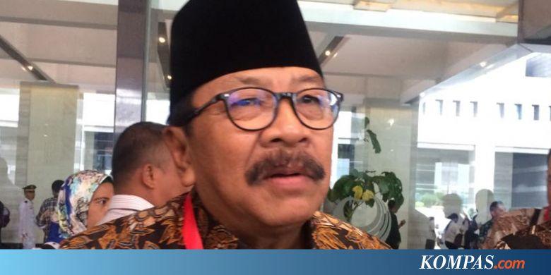 """Penjelasan Soekarwo Terkait Isu """"Loncat"""" ke Nasdem dan Dipanggil SBY"""