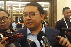 Fadli Zon Usul Debat Cawapres Tak Ada Pertanyaan dari Panelis