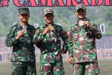 TNI AD Duduki Posisi Puncak Lomba Tembak AARM ke-28