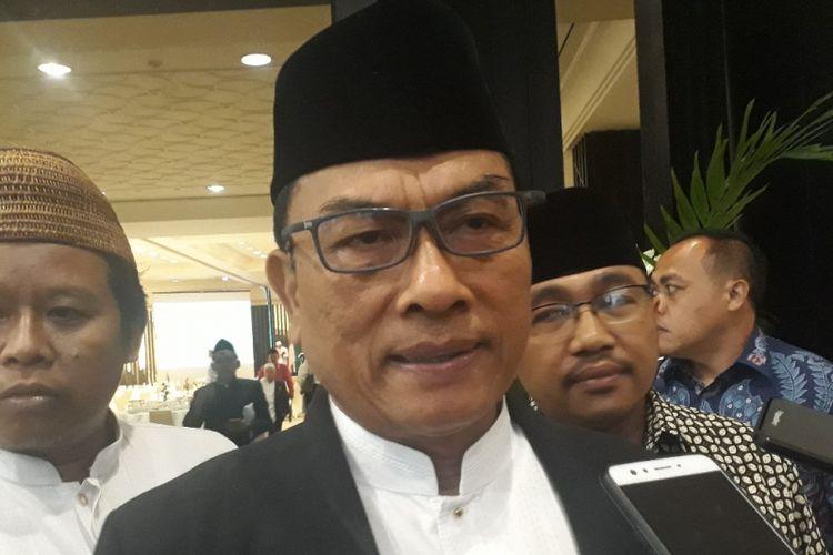 Wakil Ketua TKN Jokowi-Maruf Amin, Moeldoko