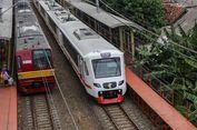 Kereta Bandara Soekarno-Hatta Sempat Gan   gguan, Ini Dugaan Penyebabnya