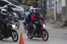 Polisi Tidak Bisa Cegah Pemudik Pakai Sepeda Motor