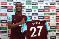 Eks Bek Kiri Manchester United, Patrice Evra, Gabung ke West Ham