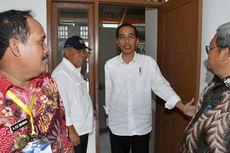 Presiden Jokowi Tinjau 204 Rumah Nelayan di Pangandaran