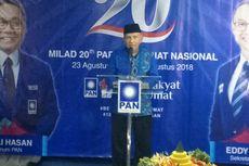 Ingin PAN Oposisi Jokowi-Ma'ruf, Amien Rais Sampaikan Pesan Tertulis