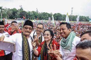 Megawati: Jangan Tertipu Rayuan Tokoh yang Kasar pada Rakyat
