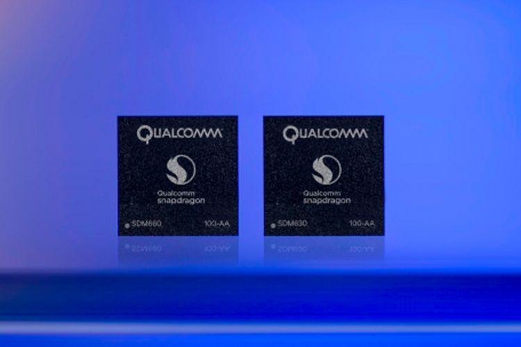 Qualcomm Snapdragon 660 dan 630