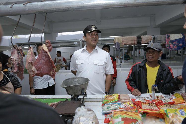 Temukan Tumpukan Sampah di Pasar Wonodri, Wali Kota Semarang Geram