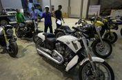 Motor-Motor Sitaan Negara di Rupbasan Masih Terpasang Kuncinya