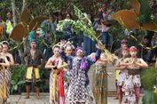 Menghadiri Resepsi Pernikahan Tembakau di Lereng Sumbing...