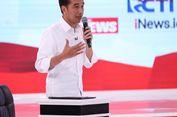 Debat Kedua Pilpres, Jokowi Serahkan Penilaian ke Masyarakat