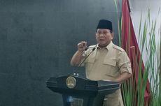 Prabowo: Saya Mohon, TNI-Polri Jangan Jadi Pembela Salah Satu Pihak
