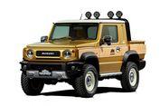 Suzuki Jimny Berjubah Pikap