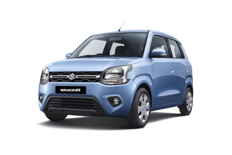 Suzuki Wagon R terbaru hadir di India