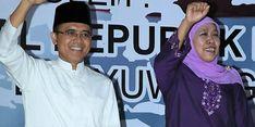 Anas Masih Bungkam Soal Pencalonannya di Pilgub Jatim