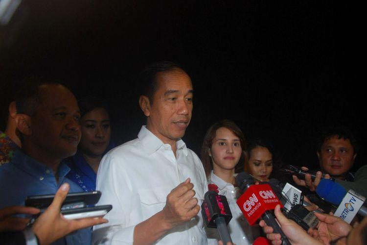 Jokowi: Kunci Pemberantasan Korupsi Bukan Penangkapan