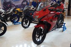 Suzuki Bandit Hanya Tebar Pesona di GIIAS 2018