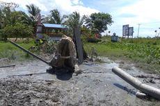Dinas ESDM Minta Warga Mengungsi jika Semburan Gas Mengandung Racun