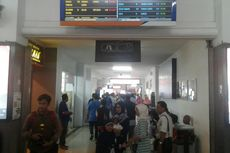 Pembangunan Ruang Tunggu KA Bandara di Stasiun Solo Balapan Baru Capai 10 Persen