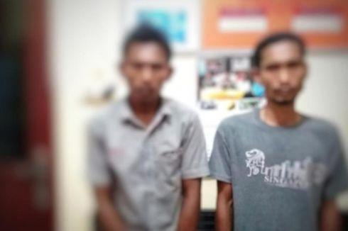 Pengedar Sabu Diringkus Usai Kelihatan Panik Didatangi Polisi di Warung