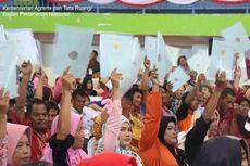 Jokowi Serahkan 2.500 Sertifikat di Pangkal Pinang