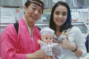 Bintang Utama 'Chef Selebriti' Harada Meninggal Dunia