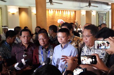 Jack Ma Akan Didik Talenta Startup Indonesia di Kampus Alibaba