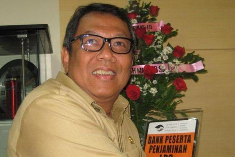 Wakil Wali Kota Tangerang Selatan Benyamin Davnie