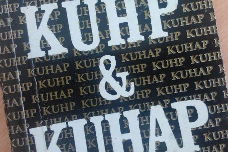 Ilustrasi KUHP dan KUHAP