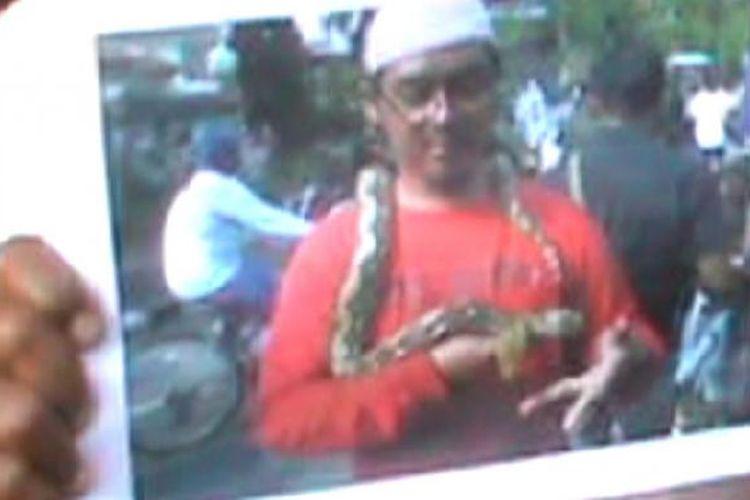 Bahrun Naim alias Singgih Tamtomo alias Abu Rayan