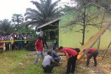 Kronologi Ledakan TNT Milik Paskhas TNI AU yang Tewaskan Satu Warga
