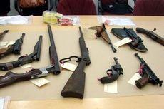 Kasus Pencurian Senjata di Australia Meningkat dalam 10 Tahun Terakhir