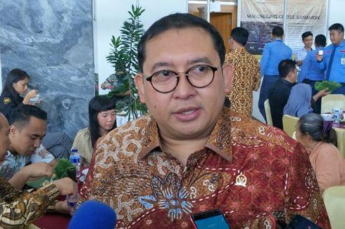 Fadli Zon Minta Pembentukan Koopsusgab TNI Tunggu Revisi UU Antiterorisme