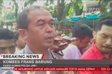 Ledakan di GKI Jalan Diponegoro, Satu Orang Tewas, Dua Dibawa ke RS