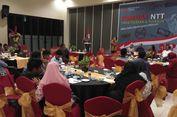 Forum Pemuda Lintas Agama dan Tim Pemenangan Cagub NTT Sepakat Tolak Kampanye SARA